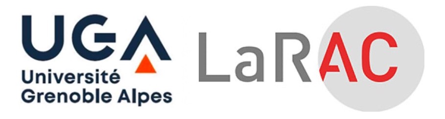 Blog de recherche | LaRAC | Univ. Grenoble Alpes, France